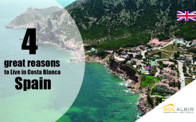 4 Great Reasons to Live in Costa Blanca, Spain