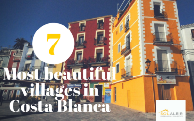7 Most beautiful villages in Costa Blanca
